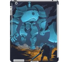 BLACK IRON TARKUS iPad Case/Skin
