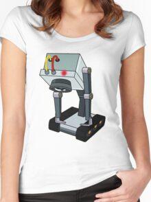 I'm sad Women's Fitted Scoop T-Shirt