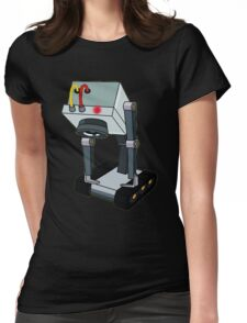 I'm sad Womens Fitted T-Shirt