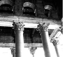 corinthian capitals by tinncity