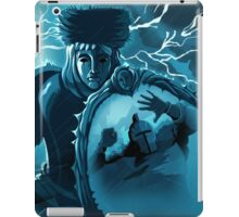 THE LOOKING GLASS KNIGHT iPad Case/Skin