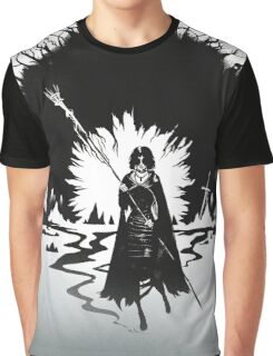 THE MAIDEN IN BLACK Graphic T-Shirt