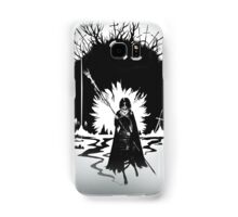 THE MAIDEN IN BLACK Samsung Galaxy Case/Skin