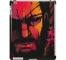 METAL GEAR iPad Case/Skin