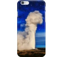 Faithfully reaching for the stars iPhone Case/Skin