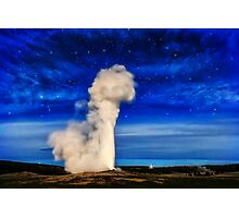 Faithfully reaching for the stars Photographic Print