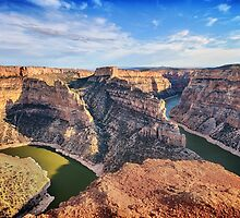 Devil Canyon Overlook by Owed to Nature