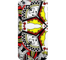 siamese queens iPhone Case/Skin