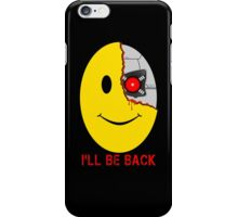Terminator Smiley Face iPhone Case/Skin