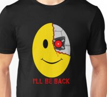 Terminator Smiley Face Unisex T-Shirt
