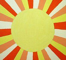 Summer Rays by DJHobden