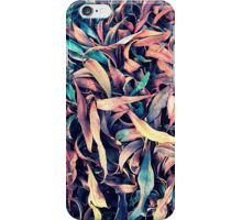 A Layer of Leaves iPhone Case/Skin