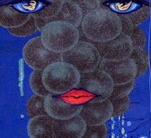 The Grape Gatsby Sticker