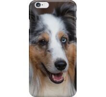 Sheltie iPhone Case/Skin