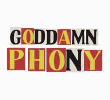 Goddamn Phony by kdm1298