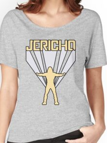Chris Jericho Y2J WM wrestling Women's Relaxed Fit T-Shirt