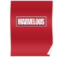 Marvelous Poster