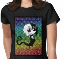 Eleanor Gloomy Style Womens Fitted T-Shirt