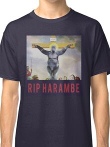 RIP Harambe - Son of God Classic T-Shirt