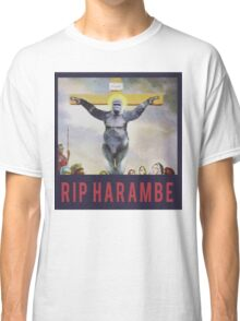 RIP Harambe - Son of God Classic T-Shirt