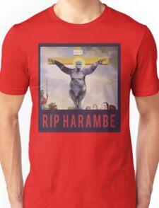 RIP Harambe - Son of God Unisex T-Shirt