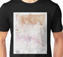 USGS TOPO Map Arizona AZ Apache Junction 310288 1956 24000 Unisex T-Shirt
