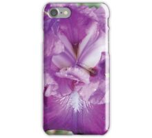 Oregonian Bearded Iris iPhone Case/Skin