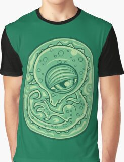 Baby Dinosaur Embryo Graphic T-Shirt