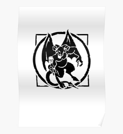 Orcus (dungeons and dragons) Poster