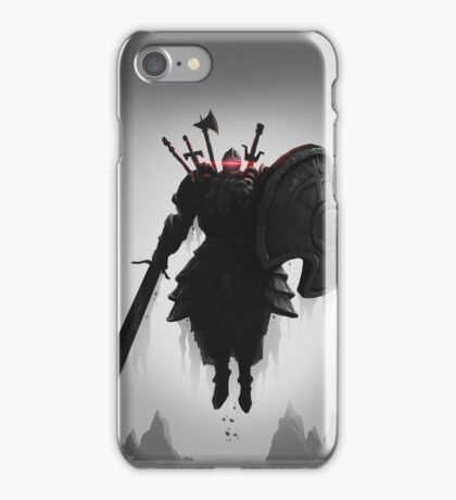 THE PURSUER iPhone Case/Skin