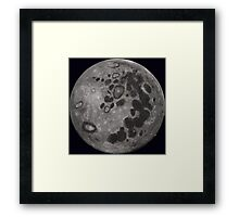 Mare in the Moon Framed Print