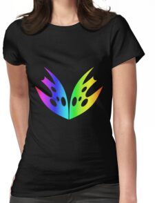 MLP - Cutie Mark Rainbow Special – Queen Chrysalis Womens Fitted T-Shirt