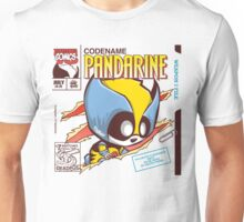 Pandarine Comic Book Cover Unisex T-Shirt
