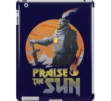 SUNBRO Praise the Sun  iPad Case/Skin