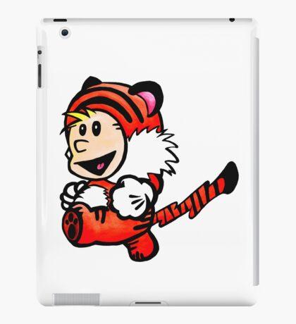 Super Calvin and Hobbes iPad Case/Skin