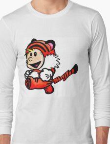 Super Calvin and Hobbes Long Sleeve T-Shirt