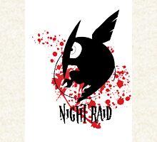 Akame Ga Kill Night raid Zipped Hoodie