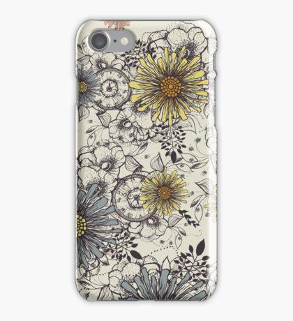 flower world iPhone Case/Skin