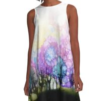Jelly Bean Trees A-Line Dress