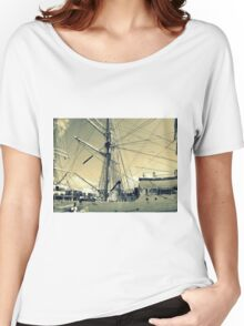 Maritime Spiderweb Women's Relaxed Fit T-Shirt