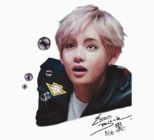 Taehyung (WITHOUT BACKGROUND) Baby Tee