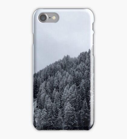Snowy Trees - Austria iPhone Case/Skin