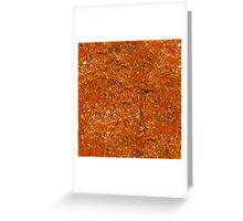 Meat Sauce (funny, troll) Greeting Card