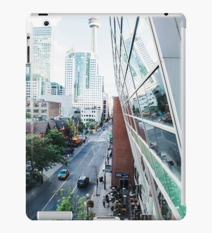 Views In the 6ix iPad Case/Skin