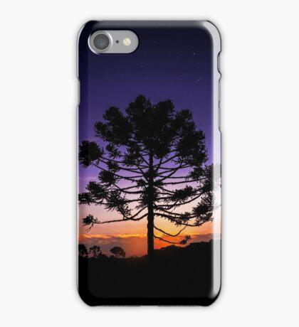 Araucaria Under Orion iPhone Case/Skin