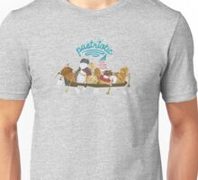 Pastriotic - Washington Crossing the Deleware Unisex T-Shirt