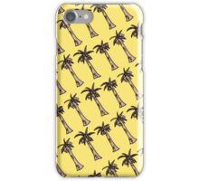 Palm Trees! iPhone Case/Skin