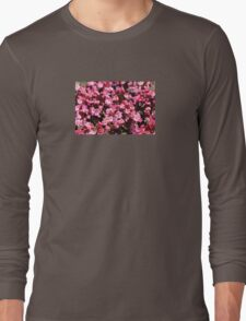 Pink More Pink! Long Sleeve T-Shirt