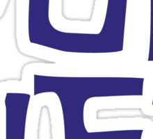 pun life Sticker
