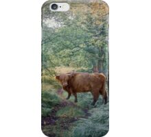 Rush Hour in the Forest iPhone Case/Skin